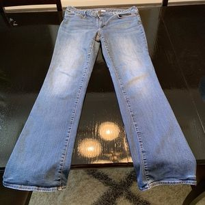 Eddie Bauer Slightly Curvy Jeans Size 16 Long